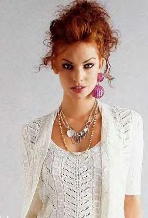Вязание для женщин одежды схемы и описания - Вяжи.ру Вязание спицами и крючком для женщин